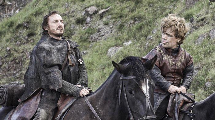 Tyrion Lannister and Bronn; Game of Thrones; season 7