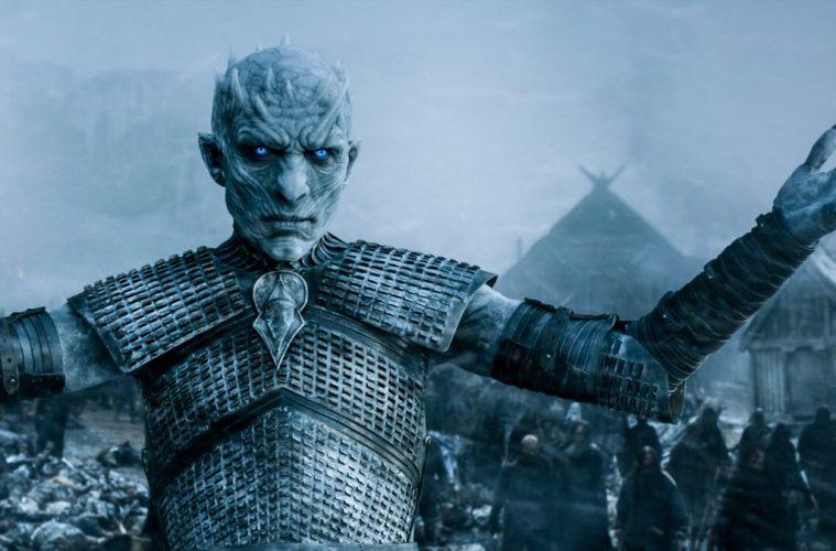 white walkers Game of Thrones leak