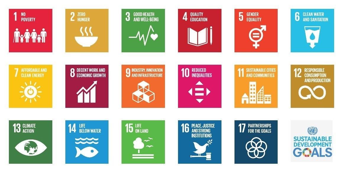sustainable development goals grafeno