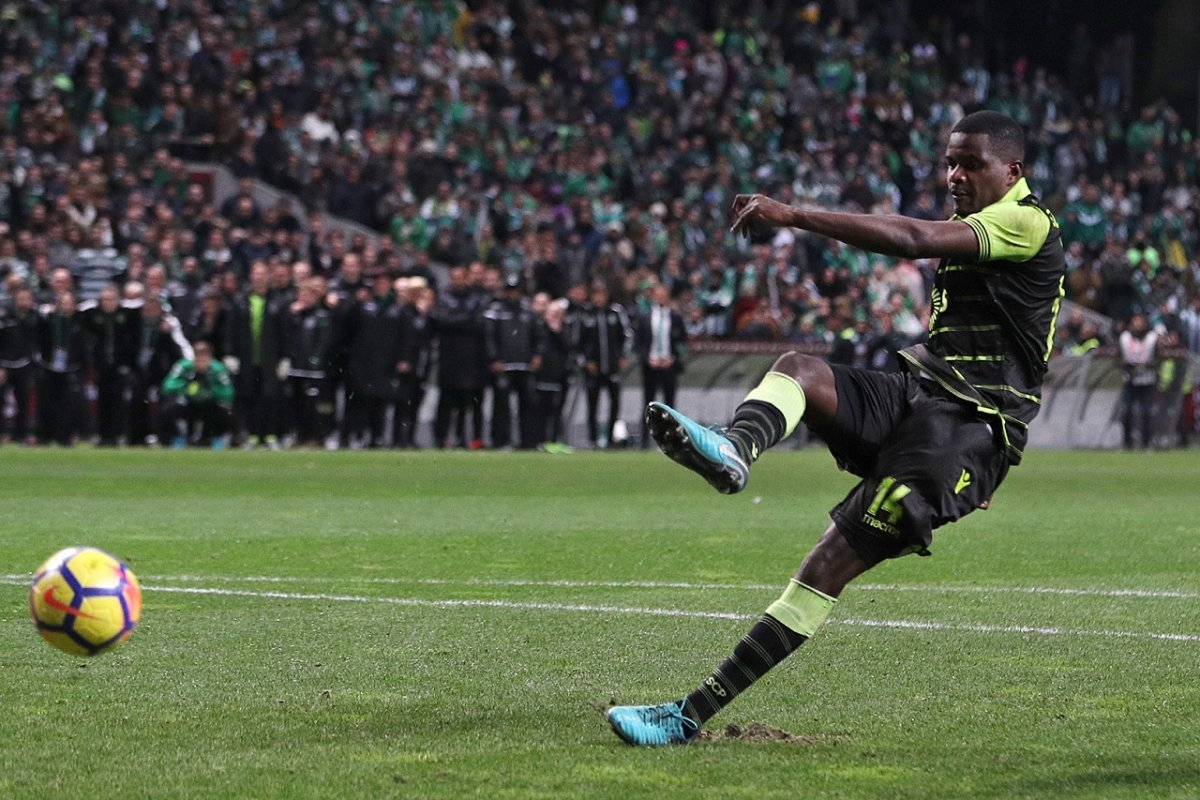 William de Carvalho, Sporting CP