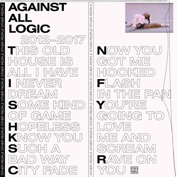 Capa do álbum 2012-2017, A.A.L. (All Against Logic)