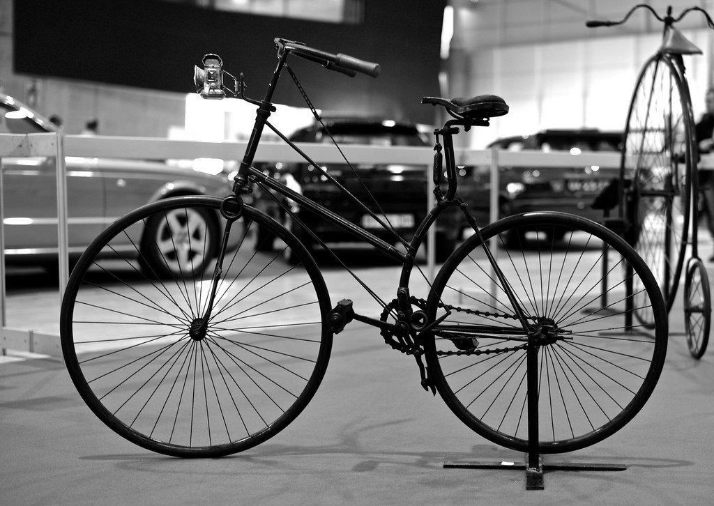 bicicletas - história