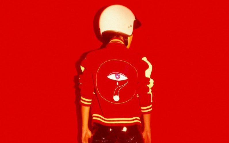 Capa de American Guilt, novo single dos Unknown Mortal Orchestra