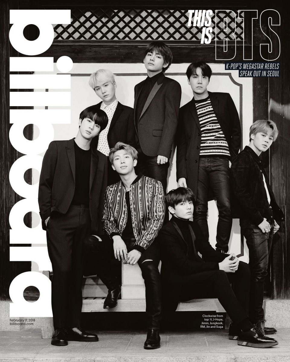 BTS na Billboard