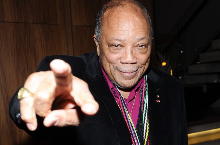 Quincy Jones / Produtor de Michael Jackson