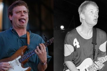 Mac DeMarco and Radiohead
