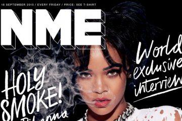 Capa da primeira NME gratuita