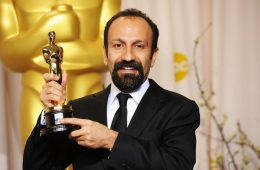 Asghar Farhadi vencedor de óscar