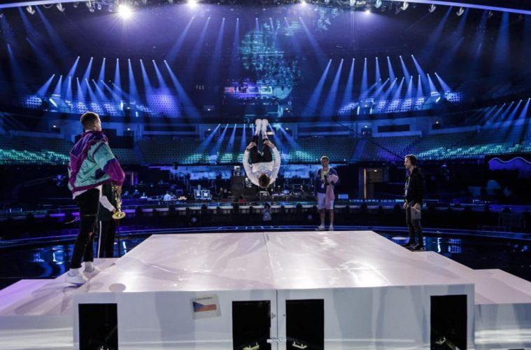 Mikolas Josef República Checa Eurovisão
