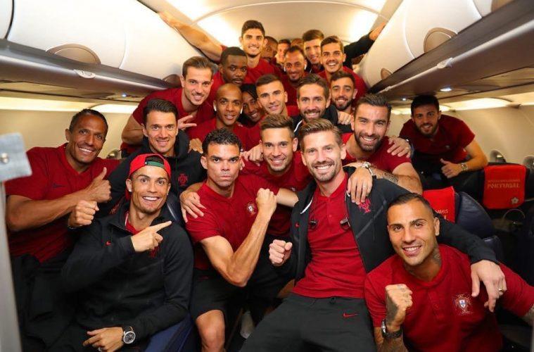 Portugal no Mundial 2018