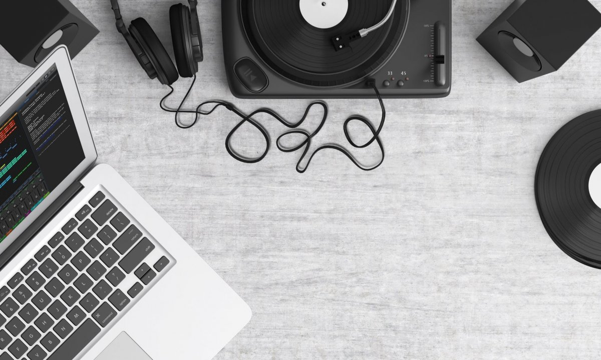 música profissões