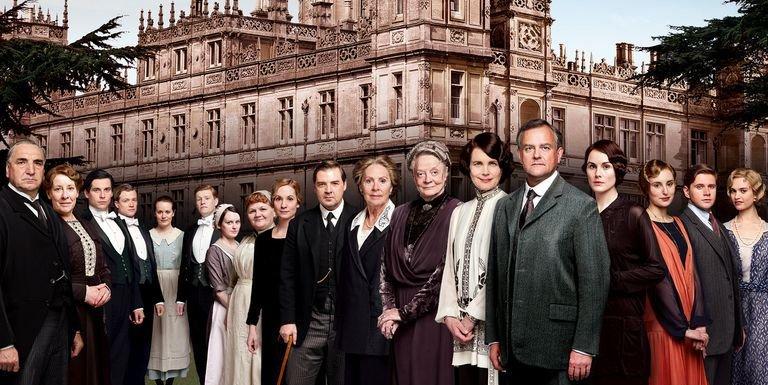 Filme de Downton Abbey