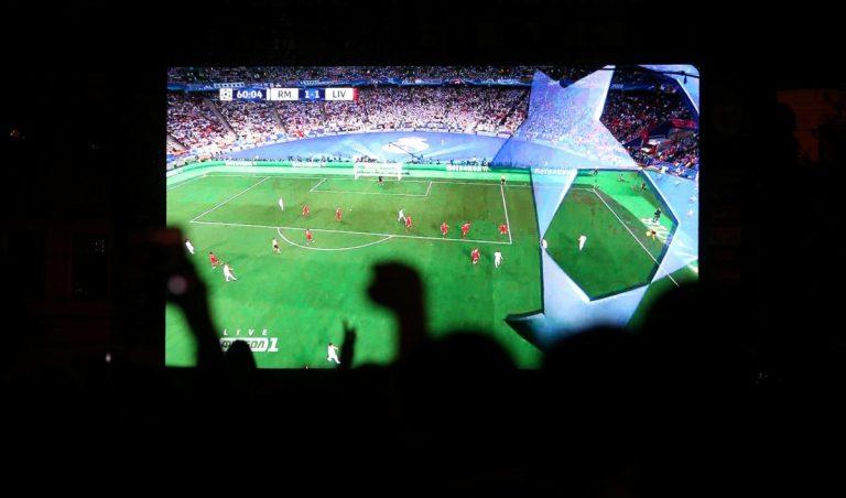 Eleven Sports - Liga dos Campeões TVI audiências