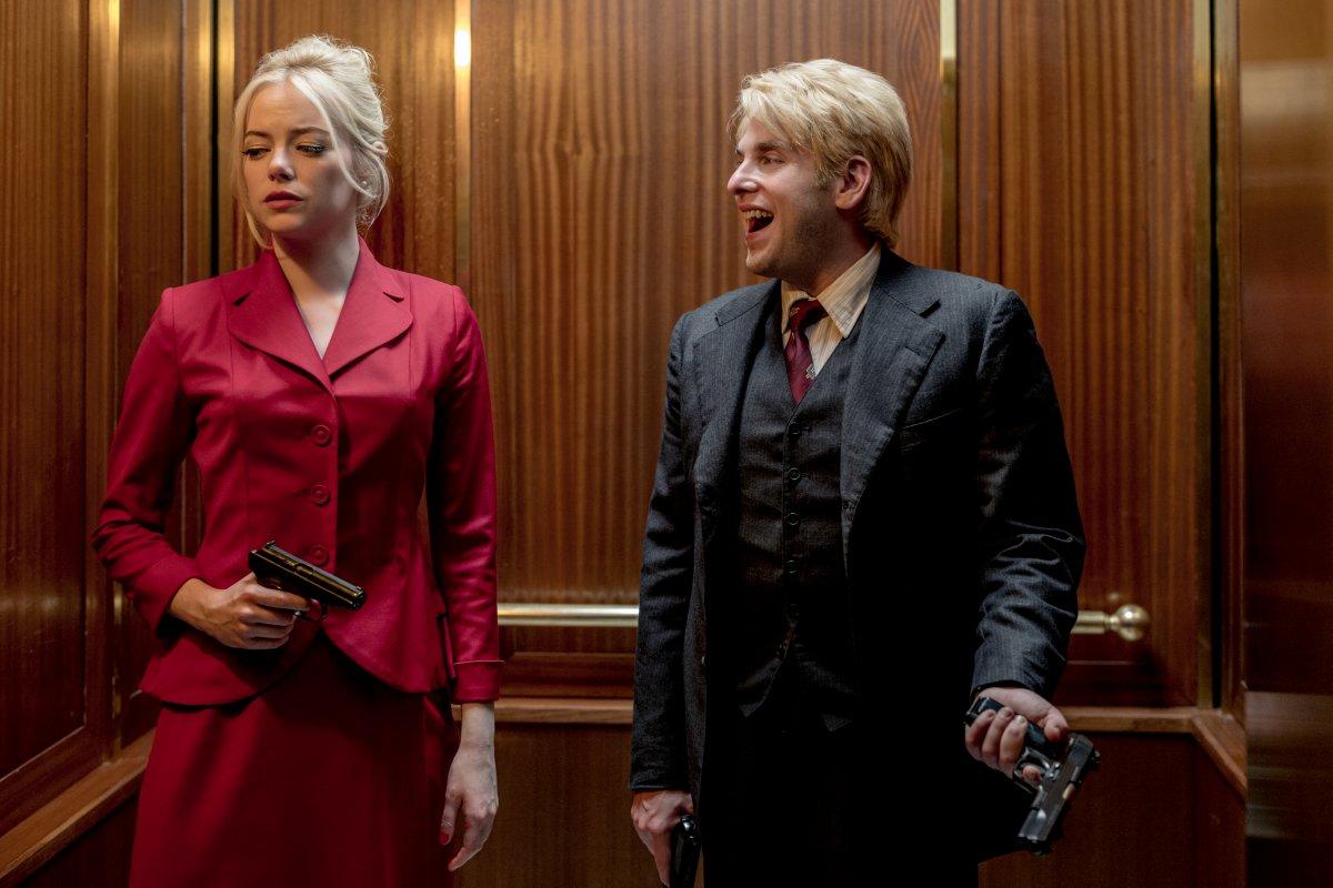 Emma Stone e Jonah Hill em Maniac (2018)