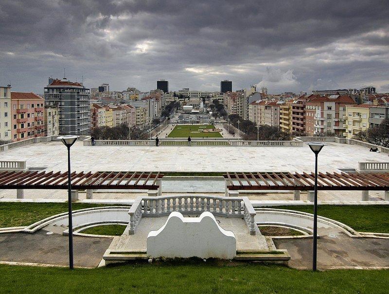Alameda Dom Afonso Henriques, Lisboa