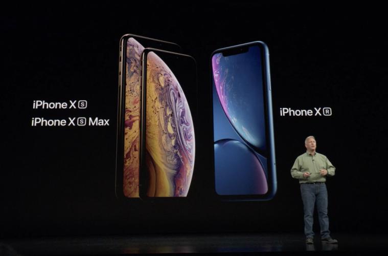 Novos iPhones (2018)