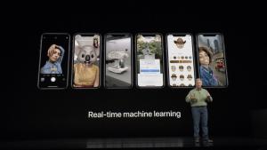 Aplicações Machine Learning no iPhone XR