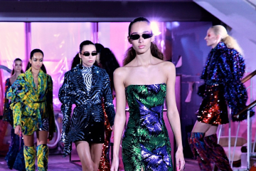 fashion shows london fashion week september 2018 fur free