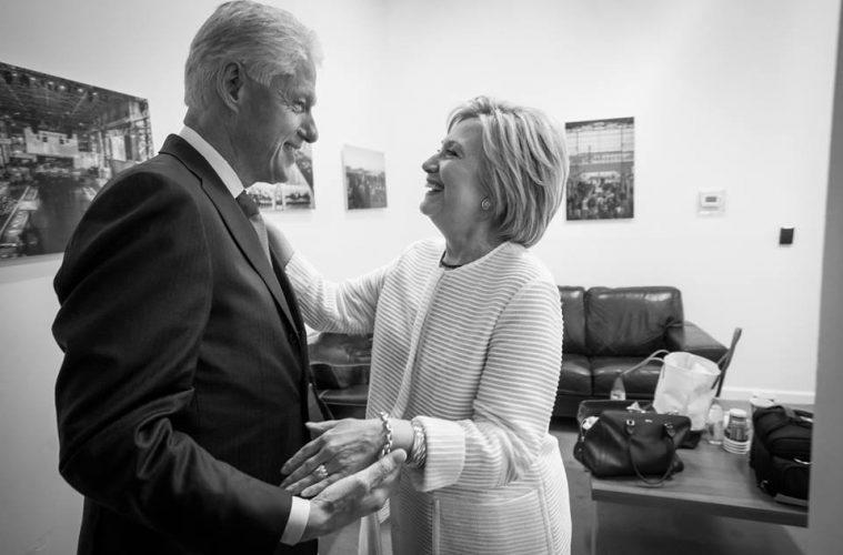 Bill e Hillary Clinton