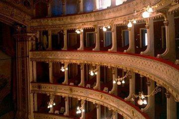 Teatro Garcia Resende. Foto: Câmara Municipal de Évora