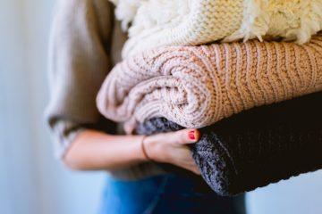 moda sustentável reciclar roupa