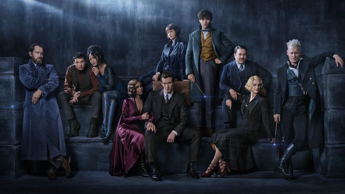 Monstros Fantásticos: Os Crimes de Grindelwald