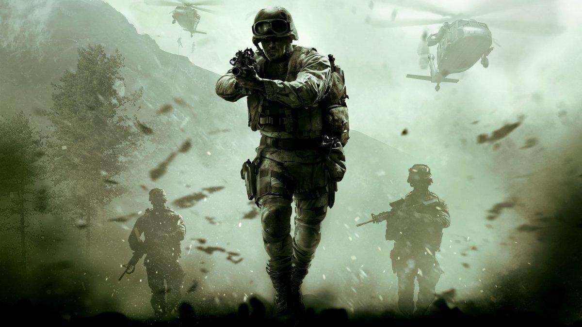 Filme de Call of Duty