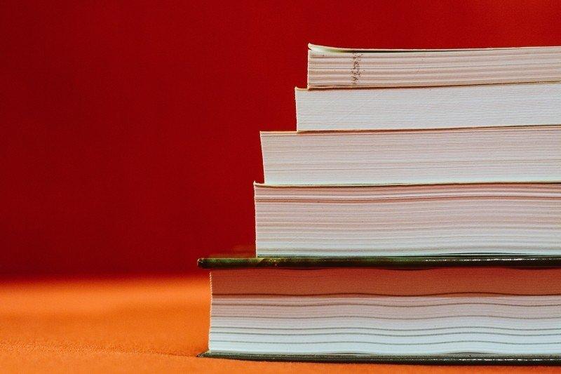os cinco melhores livros