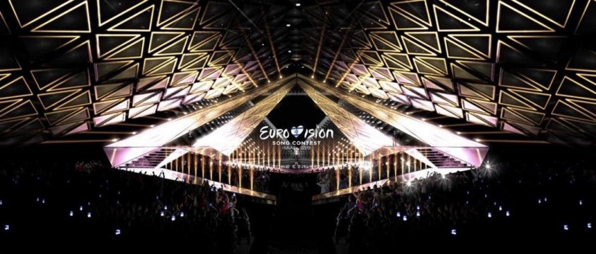 Palco Eurovisão 2019