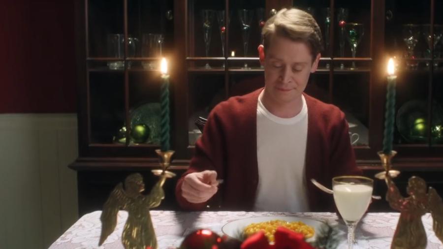 Macaulay Culkin Sozinho em Casa
