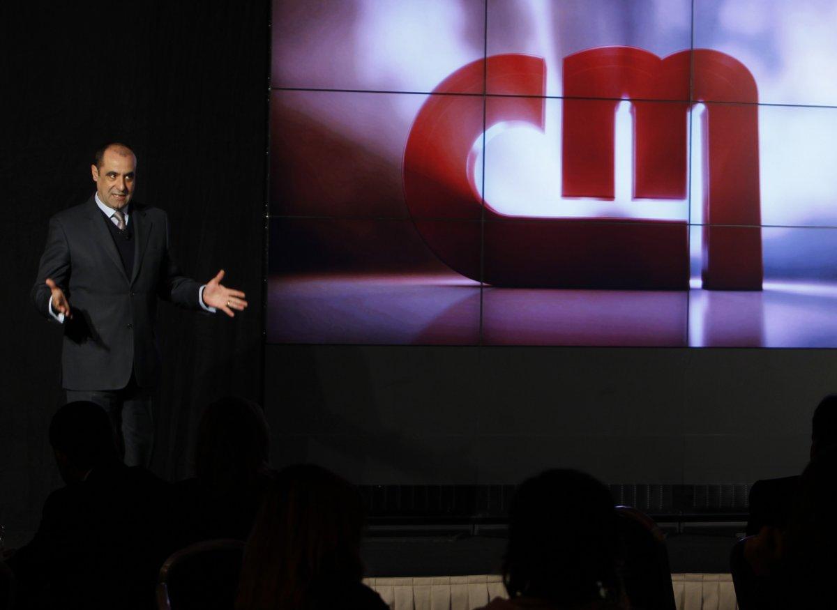 CMTV apresentação