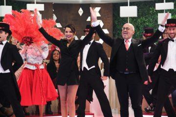 Maria Cerqueira Gomes e Manuel Luís Goucha - Você na TV!