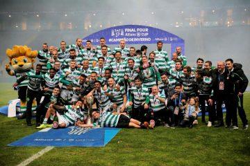 Sporting Taça da Liga