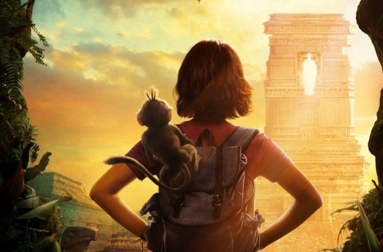 Filme de Dora a Exploradora