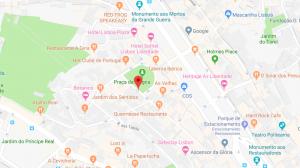 Praça da Alegria, Lisboa