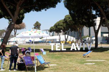 Bastidores EUROVISÃO TELAVIVE israel