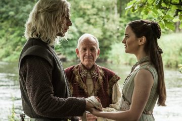 Rhaegar Targaryen e Lyanna Stark