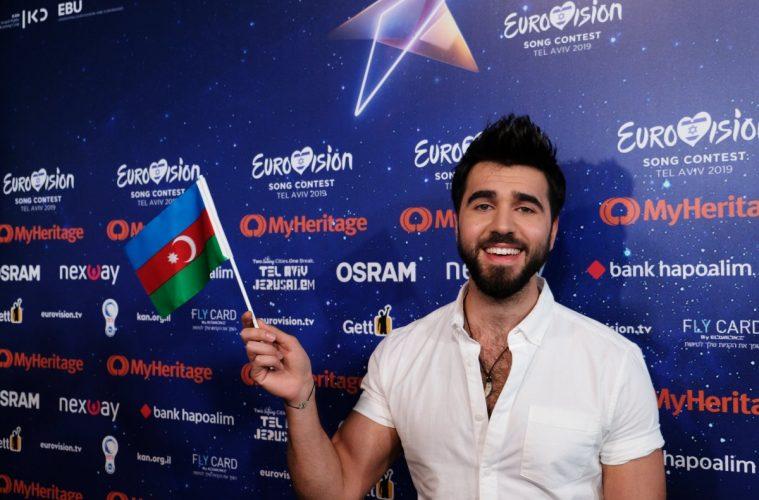 Chingiz - Azerbaijão na Eurovisão 2019