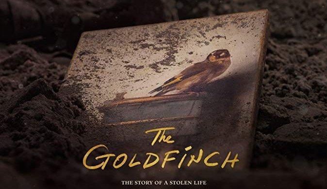 o pintassilgo the goldfinch