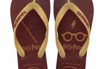 Havaianas Harry Potter