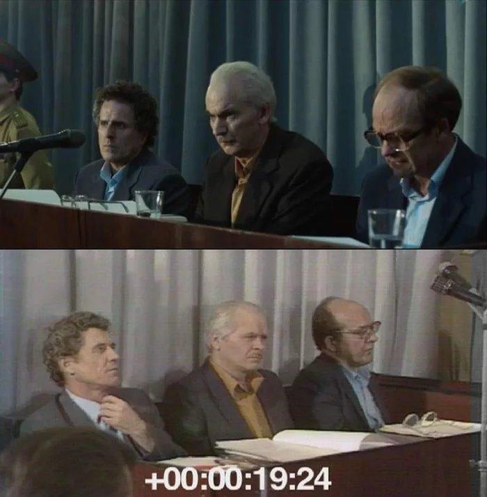 Julgamento Chernobyl