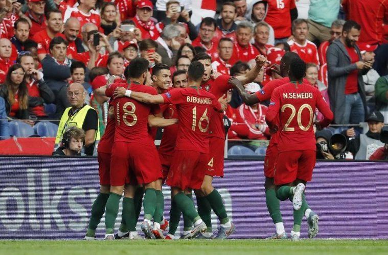 Portugal x Suíça