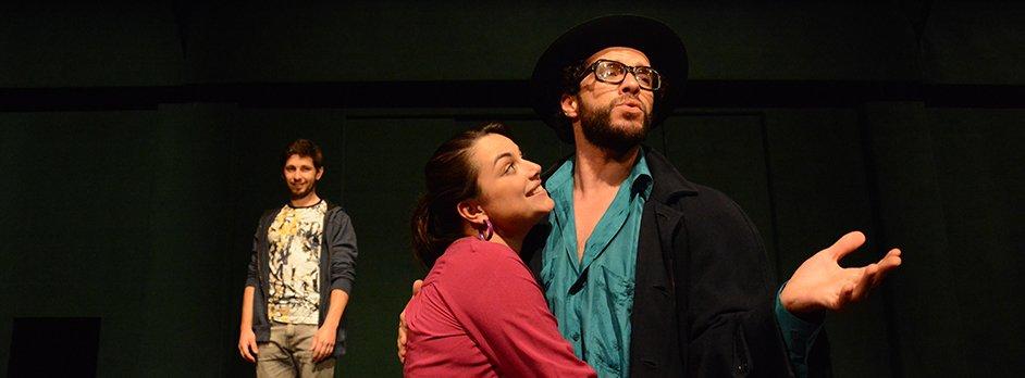 Golpada - Junho - Teatro Aberto
