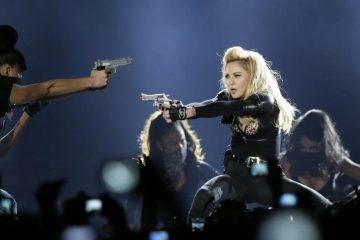 Madonna em Denver, 2012