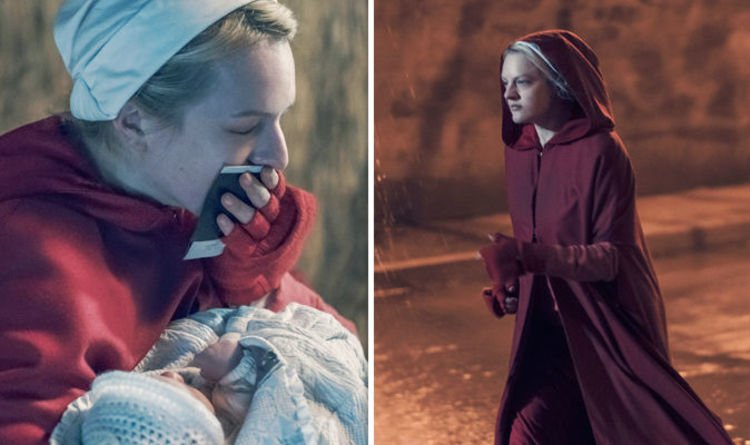 The Handmaid's Tale: June despede-se de Holly e volta para Gilead