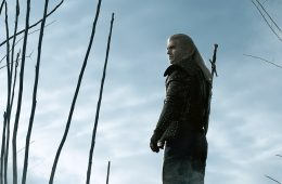 Geralt de Rivia em The Witcher da Netflix