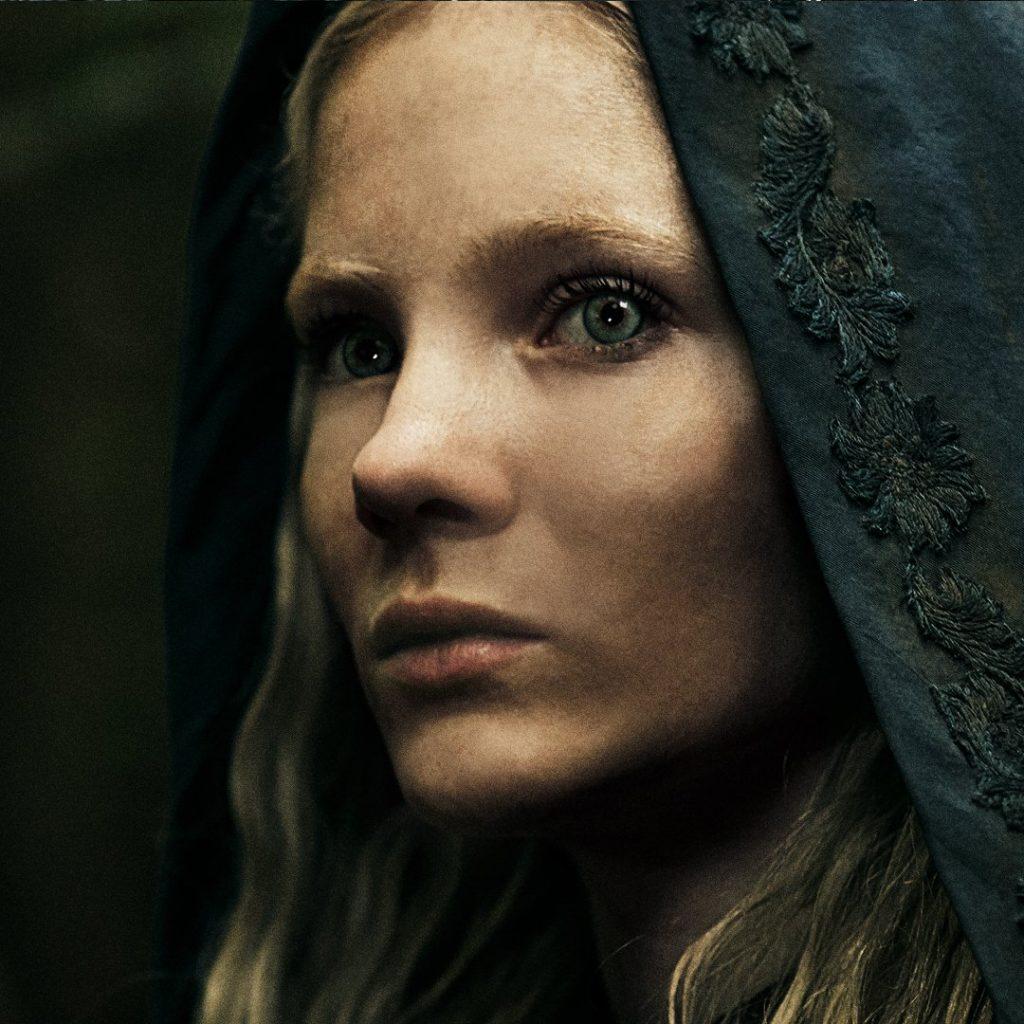 Ciri (Freya Allan) em The Witcher da Netflix