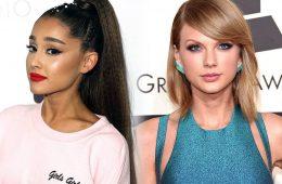 Ariana Grande / Taylor Swift - favoritas VMA 2019