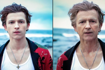 faceapp tom holland