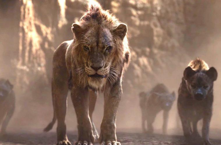 Scar // O Rei Leão